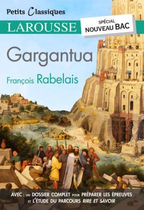 Gargantua - Nouveau Bac
