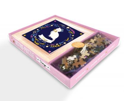 Astro-puzzle - Vierge