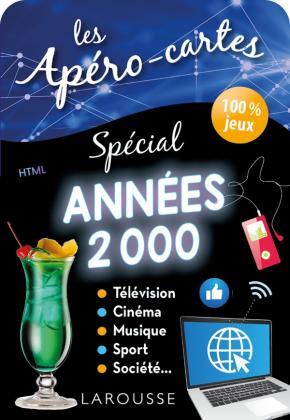 Apéro-cartes spécial ANNEES 2000