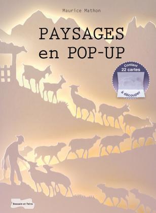 Paysages en Pop-up