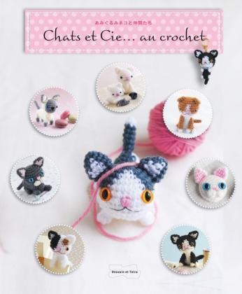 Chats et Cie... au crochet