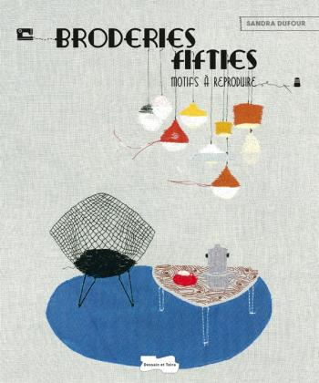 Broderies fifties