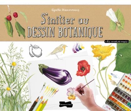 S'initier au dessin botanique