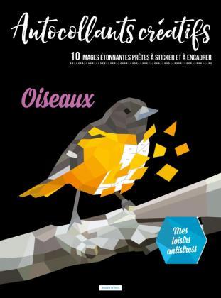 Autocollants créatifs - Oiseaux