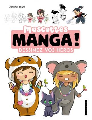 Mascottes Manga !