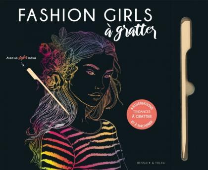 Fashion Girls à gratter
