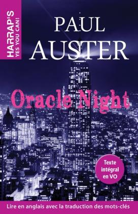 Harrap's Oracle Night