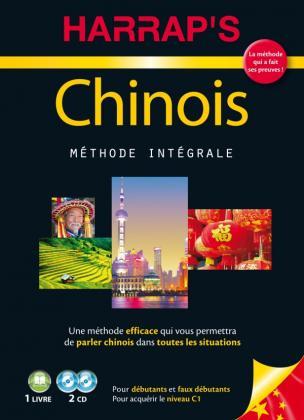 Méthode intégrale chinois 2 CD + livre