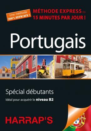 Harrap's méthode express Portugais - livre