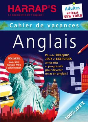 Harrap's cahier de vacances anglais adultes New York