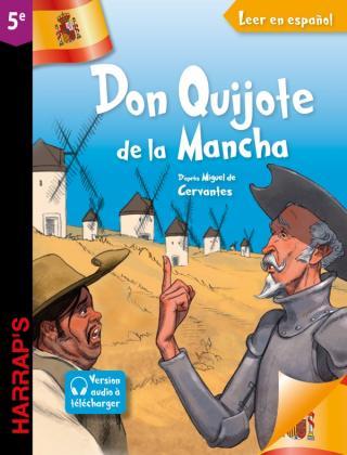 Harrap's Don Quijote de la Mancha - 5e