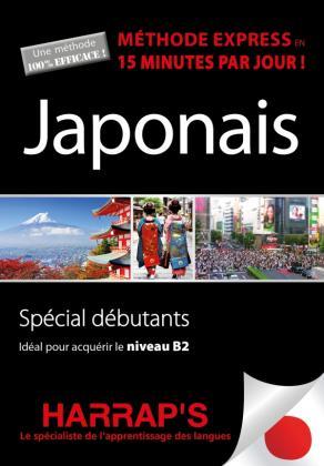 Harrap's méthode express japonais - livre