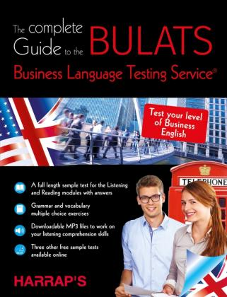 Harrap's The complete Guide to the BULATS