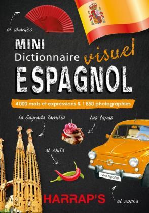 Harrap's Mini dictionnaire visuel Espagnol