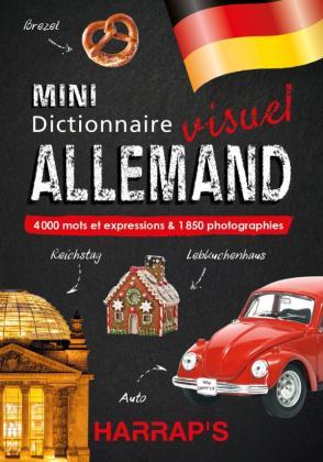 Harrap's Mini dictionnaire visuel Allemand