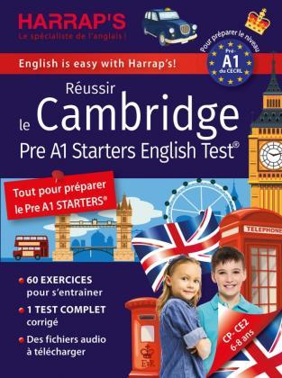Cahier d'entrainement primaire Cambridge Starters