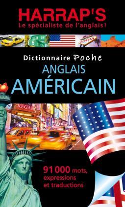 Harrap's Poche anglais américain