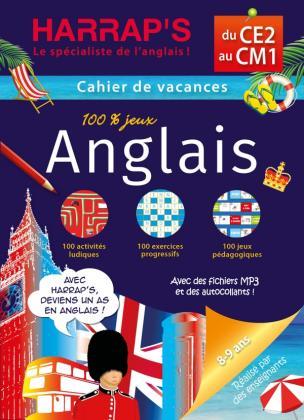 Harraps Cahier de Vacances CE2