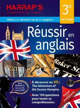 Réussir l'anglais en 3e