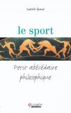 Le sport - Petit abécédaire philosophique