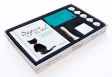 Sagesse de chats - coffret avec tampons