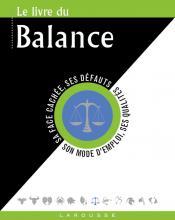 Le livre de la Balance