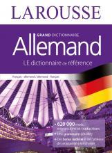 Grand dictionnaire Français Allemand