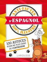 Anti-fautes d'espagnol 100% illustré