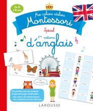 Mon cahier-atelier Montessori d' anglais