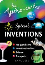 Apéro-cartes -  Incroyables inventions