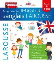 Mon premier imagier d'anglais LAROUSSE