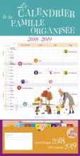 Calendrier de la famille organisée 2018-2019