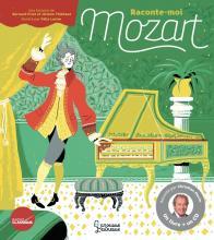 Raconte-moi Mozart, Livre-CD