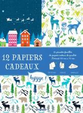Papiers cadeaux créatifs Hygge