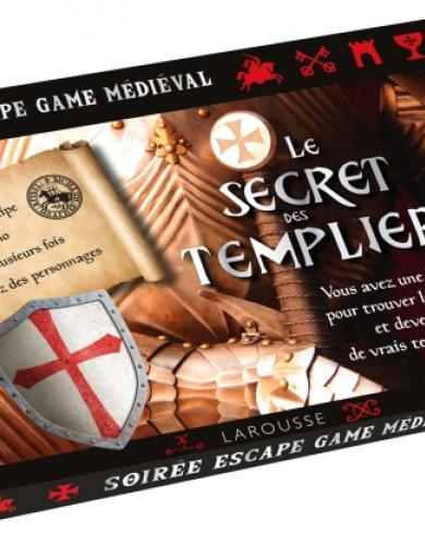 Escape game Secret des Templiers
