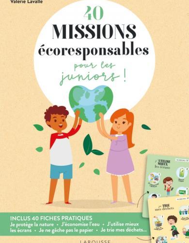 40 missions écoresponsables pour les juniors