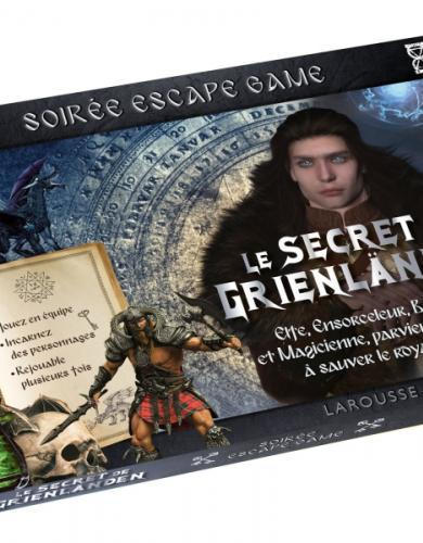 ESCAPE GAME Le secret de Grienländen