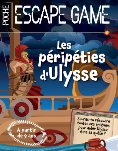 Escape de game de poche Junior - Ulysse rejoindra-t-il son île?