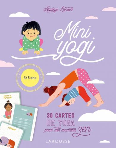 Mini Yogi - 30 cartes de yoga pour des moments zen