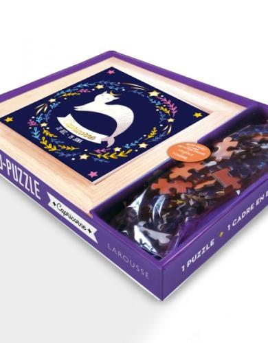 Astro-puzzle - Capricorne