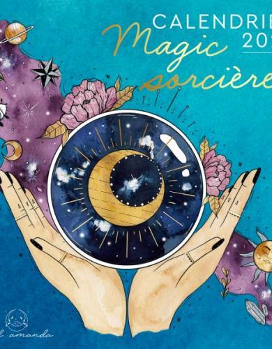 Calendrier 2022 Magic Sorcières
