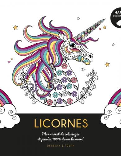 Licornes - Happy coloriage