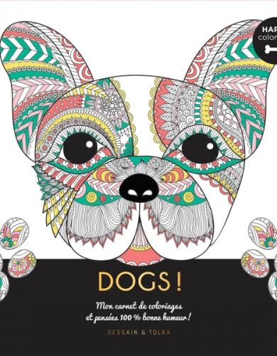 Dogs ! - Happy coloriage